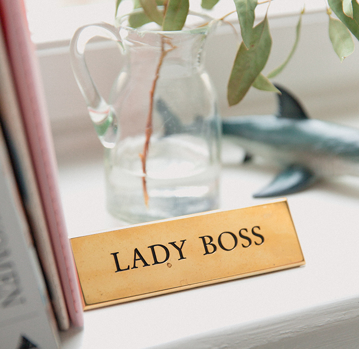 Perfect front desk signs for office