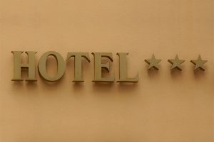 Customized attractive interior signs for Hotel in Libertyville, IL