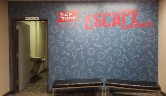 custom wall murals Lake County