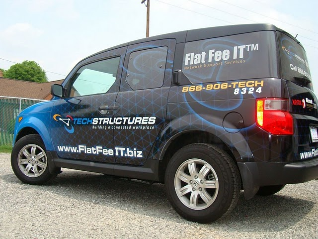 Vehicle Wraps Lake County IL